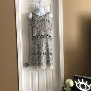 NWOT Kensie overlay lace dress